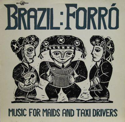 Brazil Forro, front
