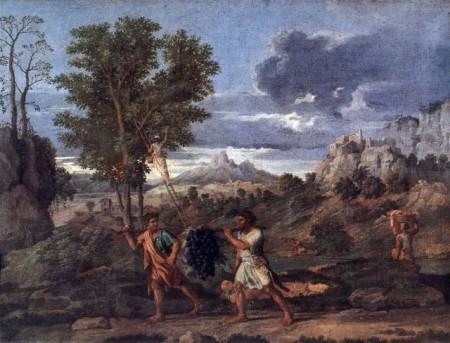 Nicolas Poussin - Autumn