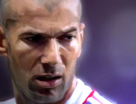 Zinedine_Zidane_by_Zahra777