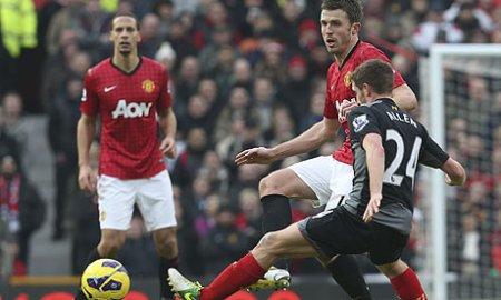 Michael Carrick Manchester United