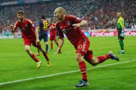 FC-Bayern-Muenchen-v-Barcelona
