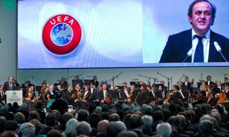 Michel Platini, Uefa president