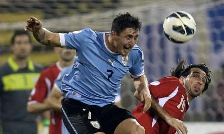 Jordan v Uruguay