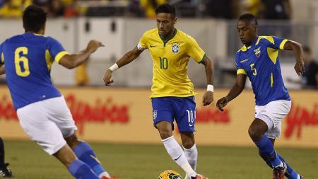 Brazil v Ecuador