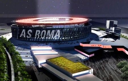 Roma-stadium