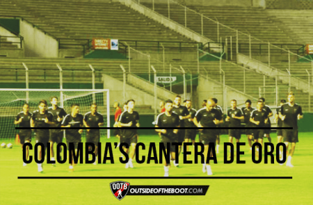 Colombia-Cantera