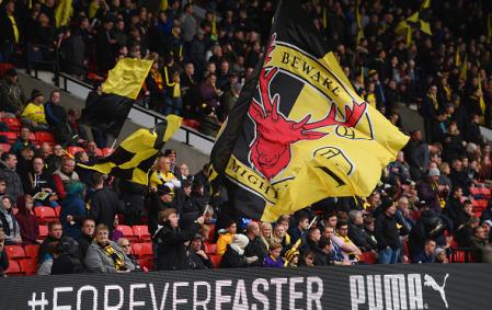 Watford-fans