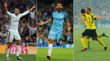 ronaldo-aguero-pulisic-champions-league